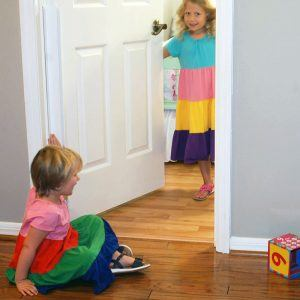 Finger Pinch Protector Guards for Residential Door Hinges | Child Safety Shield