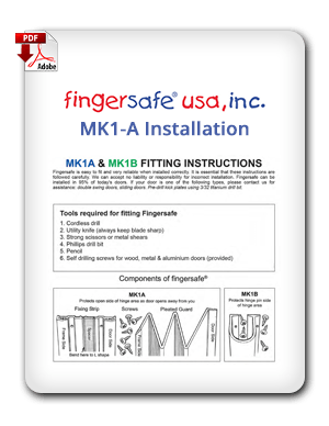 MK1-A Installation Instructions